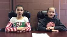 Dec.12 Morning Announcements