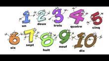 Les nombres 1 à 100