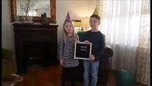 Special birthday message!