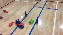 Making 10 Bowling- Mrs. Poole & Mrs. Sullivan-Goguen