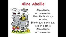 Aline Abeille -Sound of the week